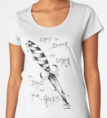The Sharpest Lives Women's Premium T-Shirt
