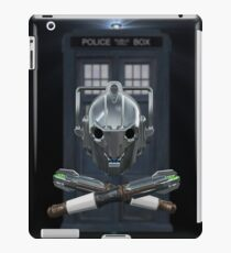 Jolly Timelord iPad Case/Skin
