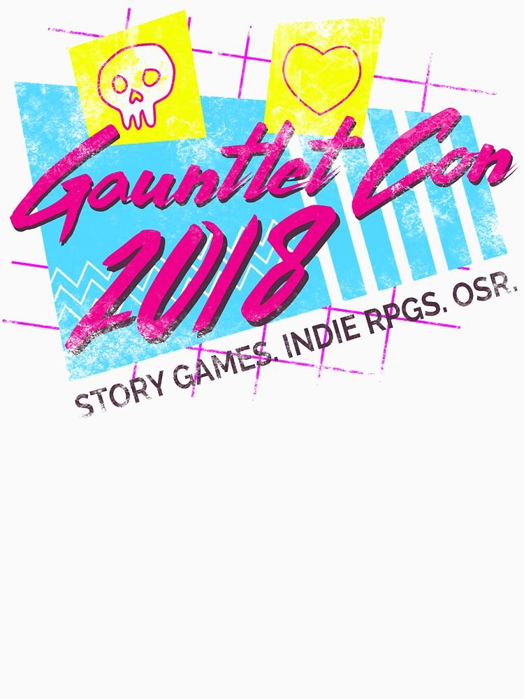 GauntletCon 2018 by redmagus77