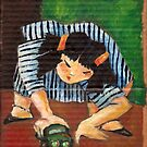 Little Girl by Sandy Taylor