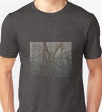 Reflection on water Unisex T-Shirt