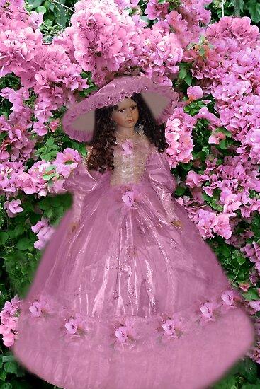 ❤ 。◕‿◕。 ☀ ツ Doll & Lilacs ❤ 。◕‿◕。 ☀ ツ by ✿✿ Bonita ✿✿ ђєℓℓσ