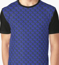 Scalemail Blue Graphic T-Shirt