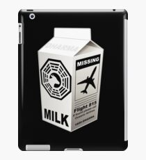 Dharma Initiative Missing Milk iPad Case/Skin