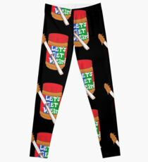 Let's Get Weird Leggings