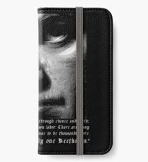 There is only one Beethoven! iPhone Wallet/Case/Skin
