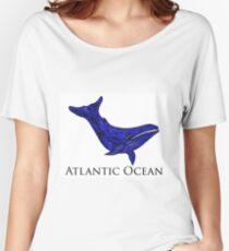 Atlantic Ocean Women's Relaxed Fit T-Shirt
