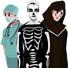 Halloween by ArtByGerdy