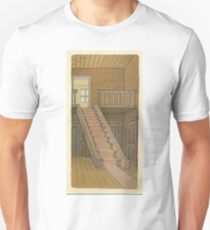 BRIAN ENO - BEFORE AND AFTER SCIENCE - PRINT 4 T-Shirt