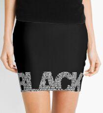 Black II Mini Skirt