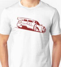 Nissan Skyline R34 Red Outline Unisex T-Shirt