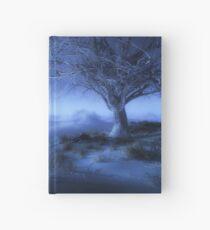At World's Edge (Winter) Hardcover Journal