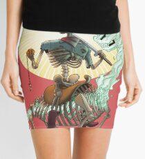 The Bone Ranger's Comin' Mini Skirt