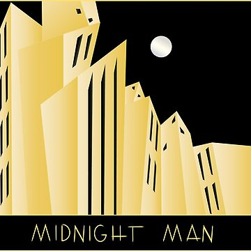 Midnight Man by Senza
