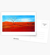 Red Earth   Postcards