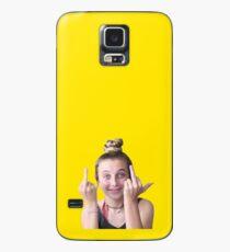 Emma Chamberlain *FUCK YOU* Case/Skin for Samsung Galaxy