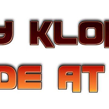 Krazy Klowns 3: We Ride At Dawn (Logo) by KrazyKlowns
