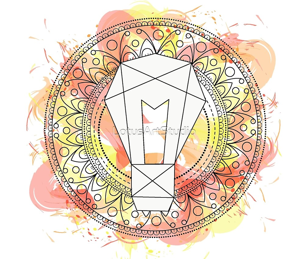 Idea mandala by LotusArtStudio