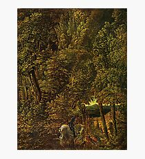 St. George in the Forest (Altdorfer) Photographic Print