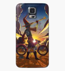 Wilco the Biker Wizard Case/Skin for Samsung Galaxy