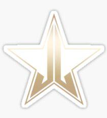 jeffree star cosmetic  Sticker