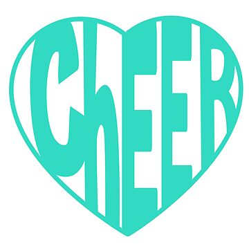 Cheer Heart by Designs111