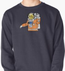 Welcome to Mars Pullover