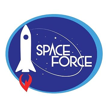 USA Space Force Official Logo by rje20