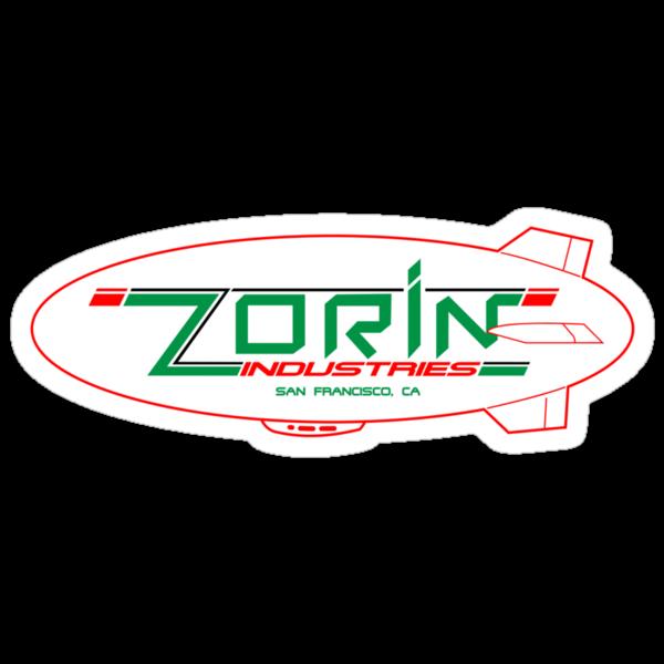 ZORIN Industries by superiorgraphix