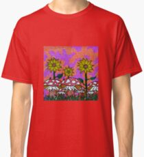 Sunset Psychedelia Classic T-Shirt