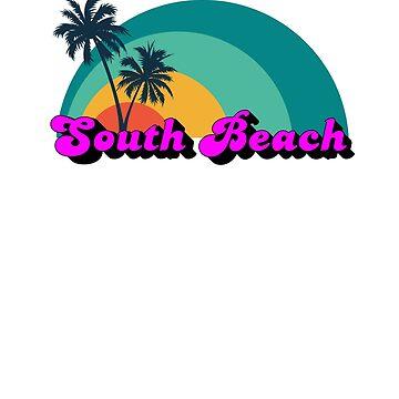 South Beach Shirt by BrobocopPrime