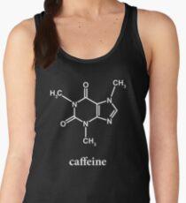 Caffeine Molecule Women's Tank Top