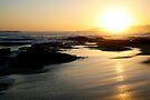 Johanna Beach Sunset X by Richard Heath