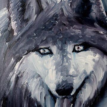 Wolf by Pablolav