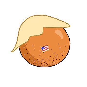 Trump Tangerine by dobiegerl