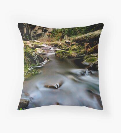 Phantom Falls Throw Pillow