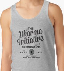 LOST Dharma Initiative Brewing Company Tank Top