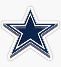 dallas cowboys Sticker
