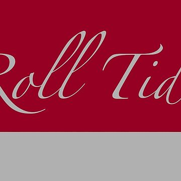 Crimson Stripes | Roll Tide by CollegeTown
