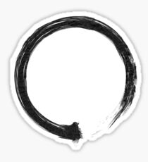 Zen Enso Sticker