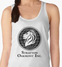 The Wolf of Wall Street Stratton Oakmont Inc. Scorsese Women's Tank Top