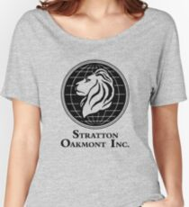 The Wolf of Wall Street Stratton Oakmont Inc. Scorsese Women's Relaxed Fit T-Shirt