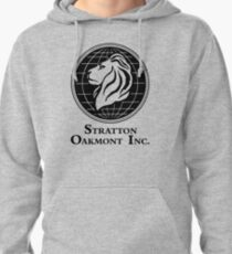 The Wolf of Wall Street Stratton Oakmont Inc. Scorsese Pullover Hoodie