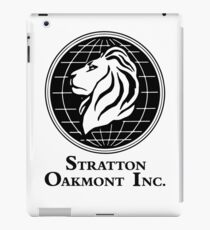 The Wolf of Wall Street Stratton Oakmont Inc. Scorsese iPad Case/Skin