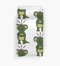 Monstapals Grrr Duvet Cover