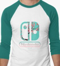 Nintendo Switch Men's Baseball ¾ T-Shirt