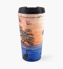 Sunset Blues Travel Mug