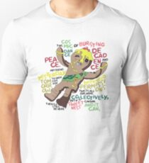 Adventure Time Royal Tart Toter Unisex T-Shirt