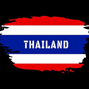Thailand flag gift by Rocky2018