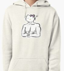Sudadera con capucha Hello (Muscular) Kitty